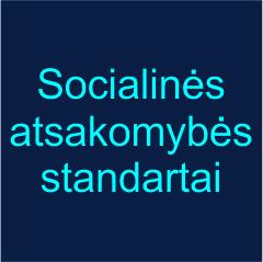 Socialines atsakomybes standartai